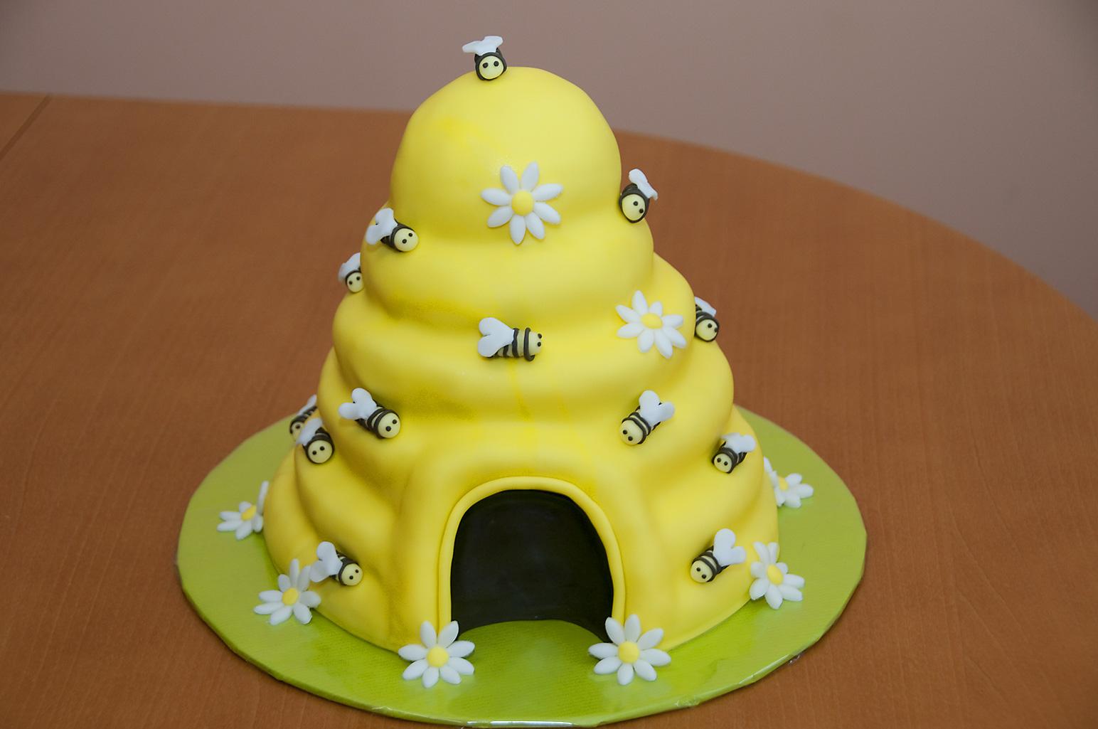 Potřebné přísady dortu: